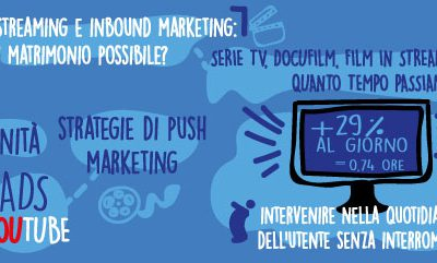Serie tv in streaming e inbound marketing: un matrimonio possibile?