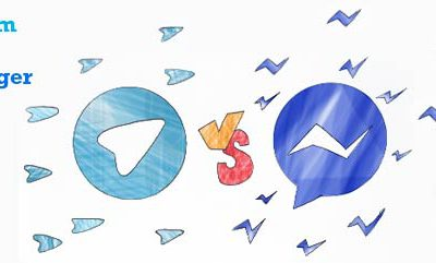 Telegram vs Facebook Messenger: il confronto tra due colossi dell'instant messaging