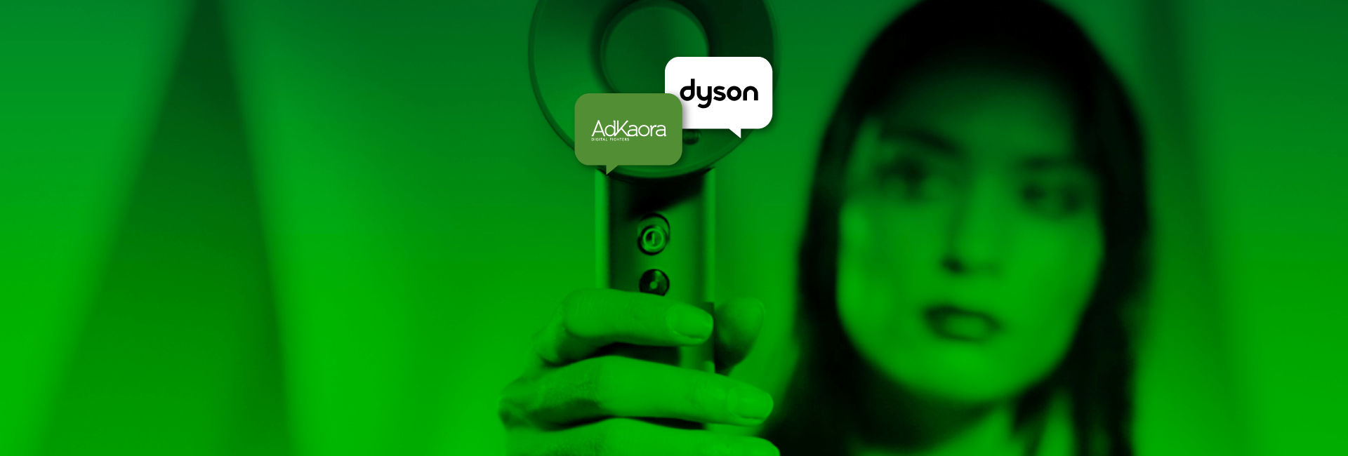 Dyson sceglie AdKaora per migliorare la customer journey con il proximity marketing